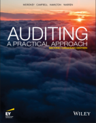 test bank for Auditing: A Practical Approach 2nd Canadian edition
