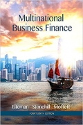 solution manual for Multinational Business Finance 14th Edition