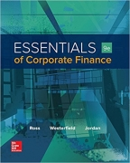 solution manual for Essentials of Corporate Finance 9th Edition