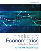 solution manual for Introductory Econometrics: A Modern Approach 6th Edition