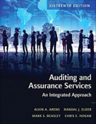 solution manual for Auditing and Assurance Services: An Integrated Approach 16th Edition
