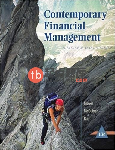 solution manual for Contemporary Financial Management 13th Edition的图片 1