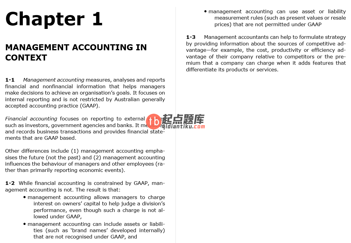 solution manual for Cost Accounting: A Managerial Emphasis 2nd Edition的图片 3
