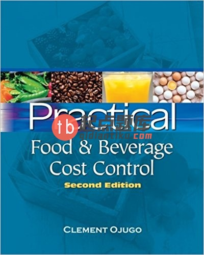 test bank for Practical Food and Beverage Cost Control 2nd Edition的图片 1