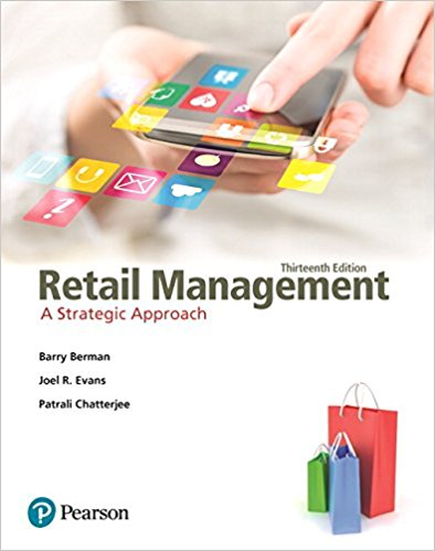 solution manual for Retail Management: A Strategic Approach 13th Edition的图片 1