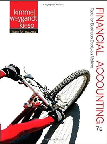 solution manual for Financial Accounting Tools for Business Decision Making 7th Edition的图片 1