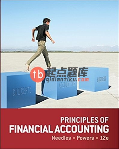 solution manual for Principles of Financial Accounting 12th Edition的图片 1