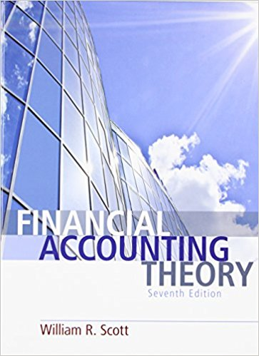 solution manual for Financial Accounting Theory 7th Edition的图片 1
