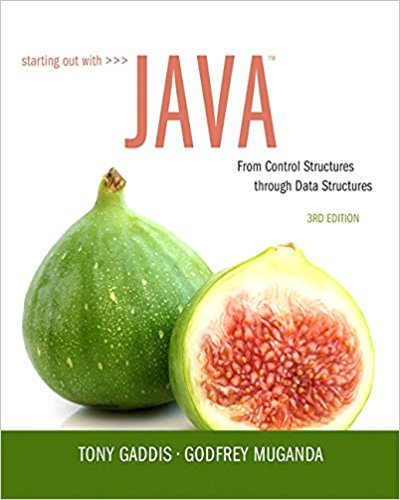 test bank for Starting Out with Java: From Control Structures through Data Structures 3rd Edition的图片 1