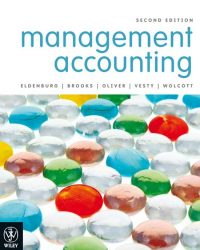 solution manual for Management Accounting 2nd Edition by Leslie G. Eldenburg的图片 1