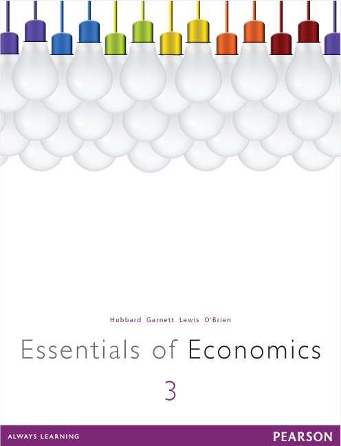 solution manual for Essentials of Economics 3rd Australian Edition的图片 1