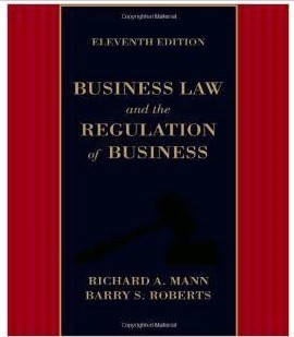 solution manual for Business Law and the Regulation of Business 11th Edition的图片 1