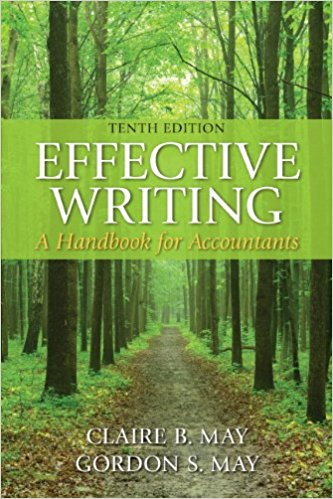 solution manual for Effective Writing A Handbook for Accountants 10th Edition的图片 1
