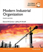 test bank & solution for Modern Industrial Organization 4th Global Edition