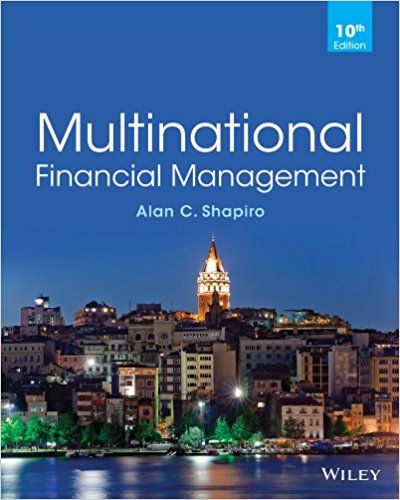 solution manual for Multinational Financial Management 10th Edition的图片 1