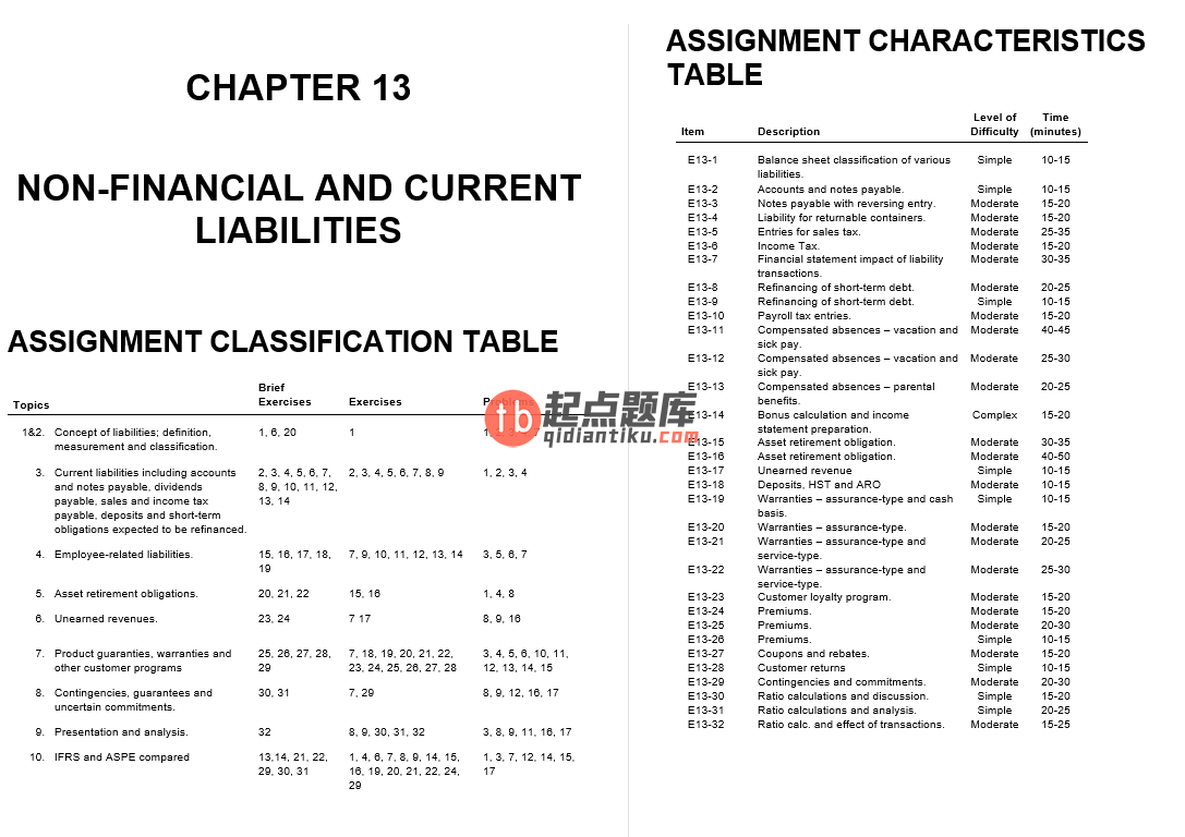 solution manual for Intermediate Accounting Volume 2 11th Canadian Edition的图片 4