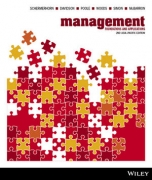 test bank for Management: Foundations and Applications 2nd Asia Pacific Edition