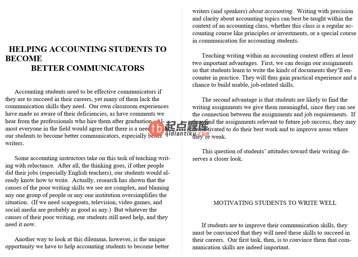 solution manual for Effective Writing A Handbook for Accountants 10th Edition的图片 4