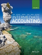 solution manual for Intermediate Accounting Volume 2 11th Canadian Edition