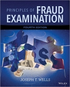 test bank for Principles of Fraud Examination 4th Edition