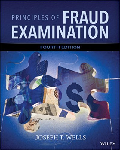 solution manual for Principles of Fraud Examination 4th Edition的图片 1