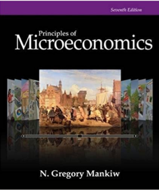 solution manual for Principles of Microeconomics 7th Edition by N. Gregory Mankiw的图片 1