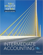 solution manual for Intermediate Accounting 16th Edition