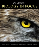 test bank for Campbell Biology in Focus 1st Edition