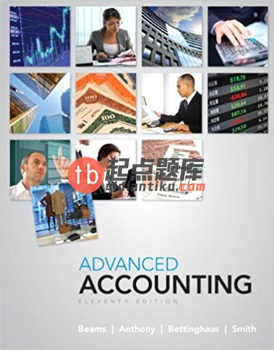 test bank for Advanced Accounting 11th Edition的图片 1