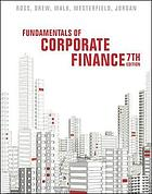 solution manual for Fundamentals of Corporate Finance 7th Australian Edition