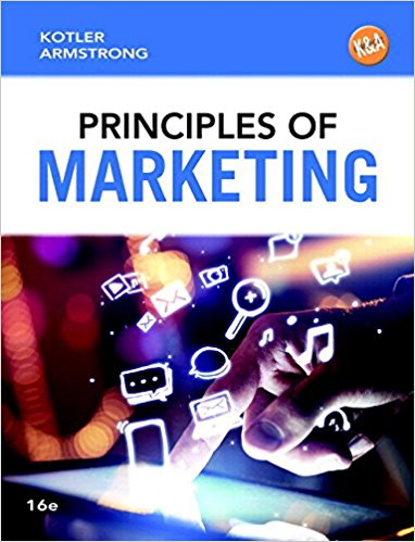 test bank for Principles of Marketing 16th Edition的图片 1