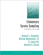 solution manual for Elementary Survey Sampling 7th edition