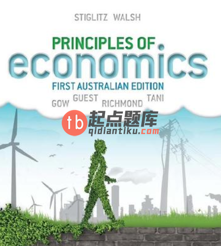 test bank for Principles of economics 1st Australian edition的图片 1