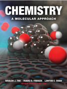 Chemistry: A Molecular Approach 2nd Canadian Edition