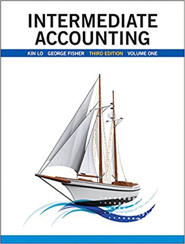 test bank for Intermediate Accounting Vol. 1 3rd edition的图片 1