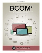solution manual for BCOM 8th Edition