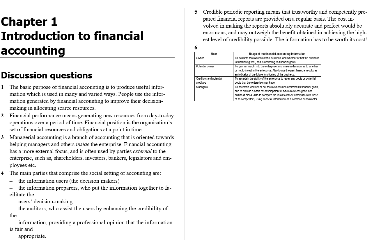 solution manual for Financial accounting: an integrated approach 5th edition的图片 3