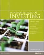 solution manual for Fundamentals of Investing 3rd Australian Edition