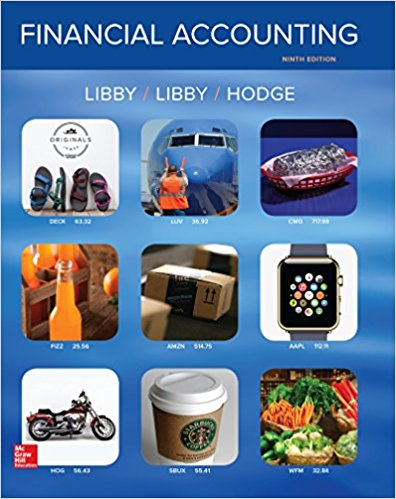 solution manual for Financial Accounting 9th Edition by Robert Libby的图片 1