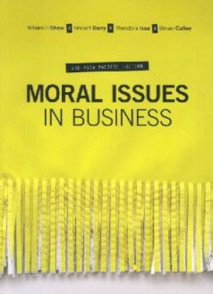 solution manual for Moral Issues in Business: 2nd Asia Pacific Edition的图片 1