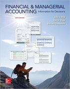 test bank for Financial and Managerial Accounting: Information for Decisions 6th Edition