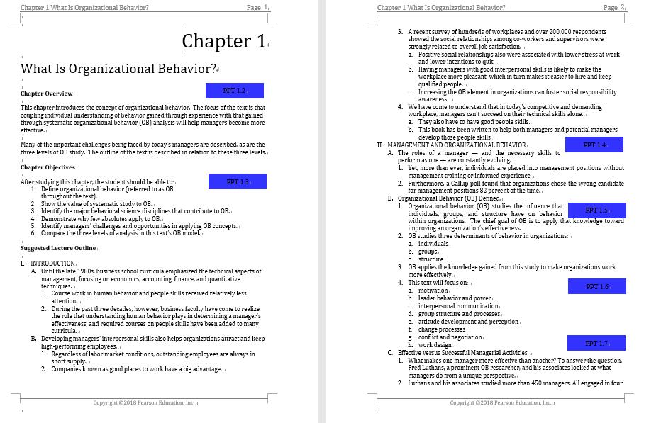 solution manual for Essentials of Organizational Behavior 14th Edition的图片 3