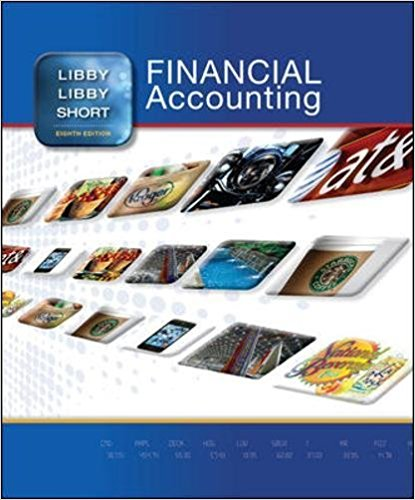 test bank for Financial Accounting 8th Edition by Robert Libby的图片 1