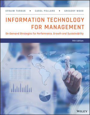 test bank for Information Technology for Management 11th Edition的图片 1