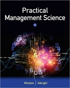 solution manual for Practical Management Science 5th Edition
