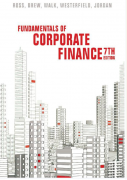 Fundamentals of Corporate Finance 7th Australian Edition by Stephen A. Ross