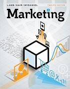 test bank for Marketing 12th Edition by Charles W. Lamb
