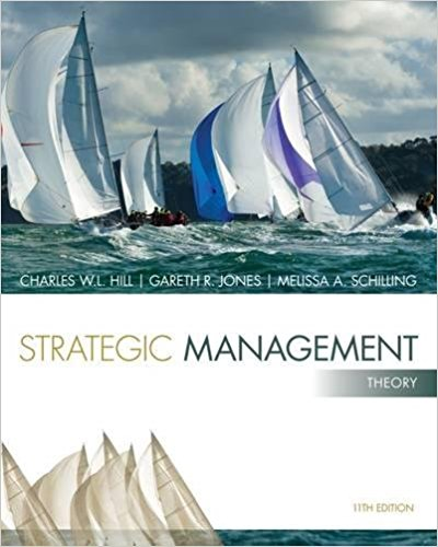 test bank for Strategic Management: Theory: An Integrated Approach 11th Edition的图片 1