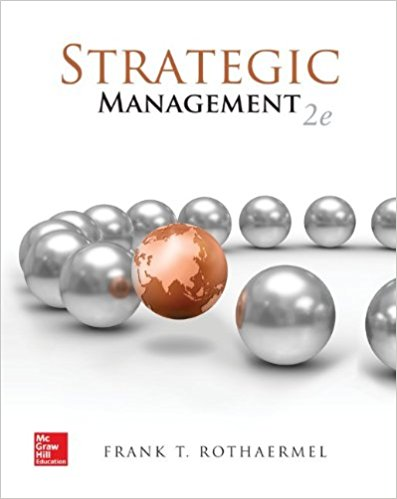 test bank for Strategic Management: Concepts 2nd Edition的图片 1