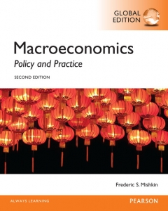 test bank for Macroeconomics: Policy and Practice 2nd global Edition的图片 1